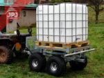 vozík s nadstavbou vodník