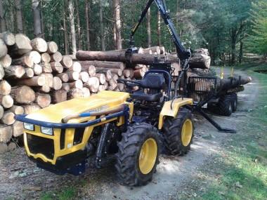Vyvážačka za ATV alebo malotraktor