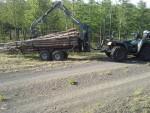 Vyvážačky pre malotraktory