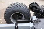Vyvážačka za štvorkolku 4WD